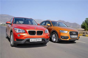 BMW-x1-audi-q3-sales-europe-jan-sep-2013