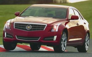 Cadillac-ATS-Nurburgring