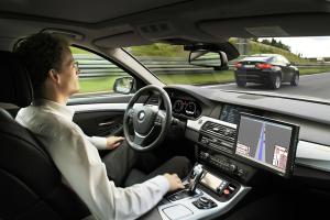 Self-driving-car-BMW