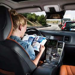 Self-driving-car-volvo