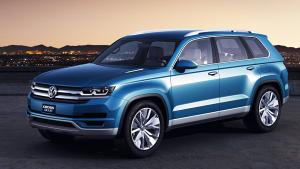 Volkswagen-CrossBlue-SUV
