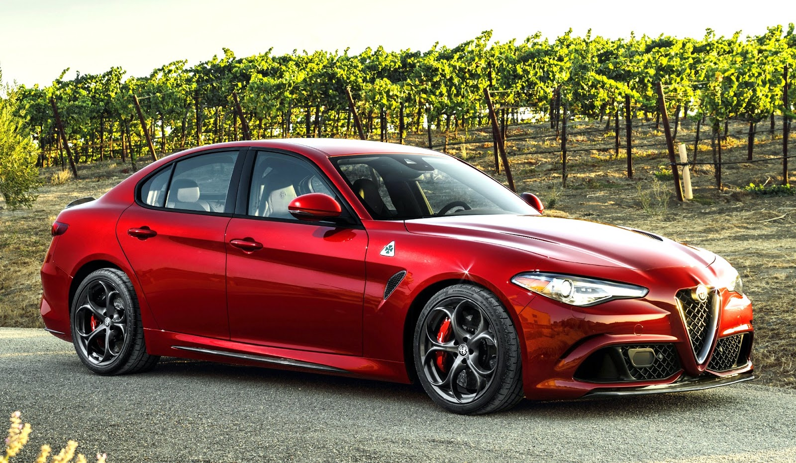 Alfa Romeo Europe Sales Figures