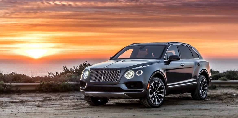 Bentley Europe Sales Figures