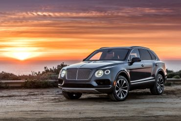 Bentley Europe Sales Figures