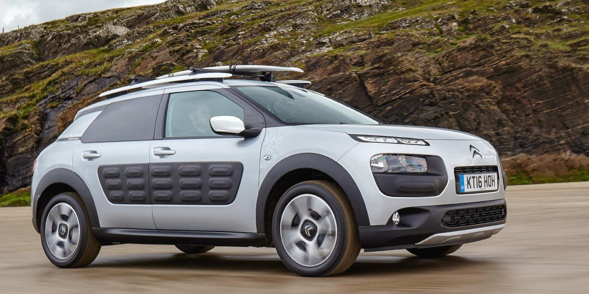 Citroën Europe Sales Figures