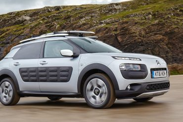 Citroën Europe Sales Figures