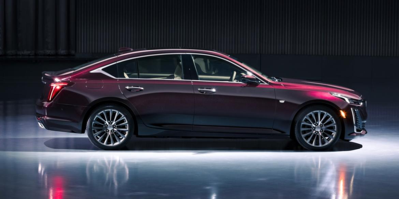 Europe Cadillac Sales Data
