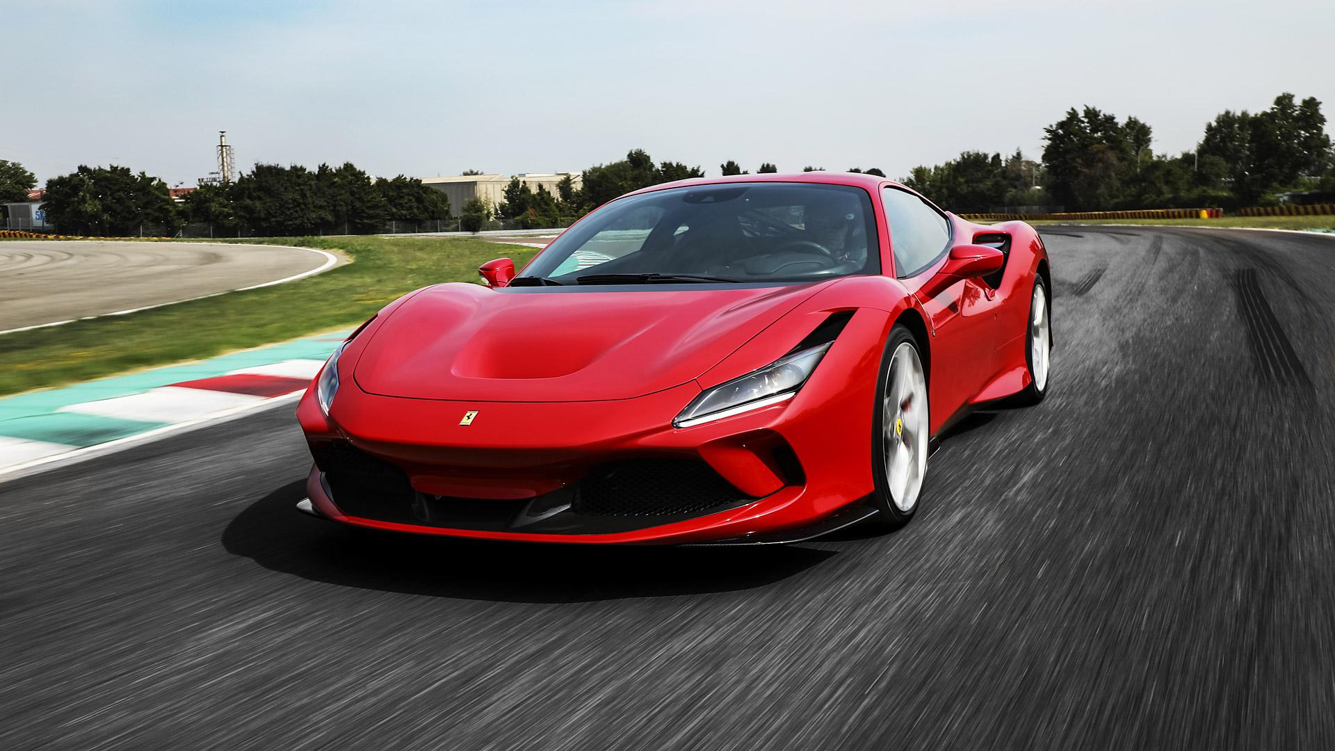 Ferrari Sales Europe