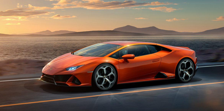 Lamborghini Europe Sales Figures