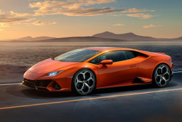 Lamborghini Europe Sales Figures