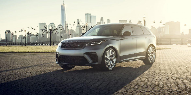 zLand Rover Europe Sales Figures