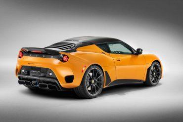 Lotus Europe Sales Figures