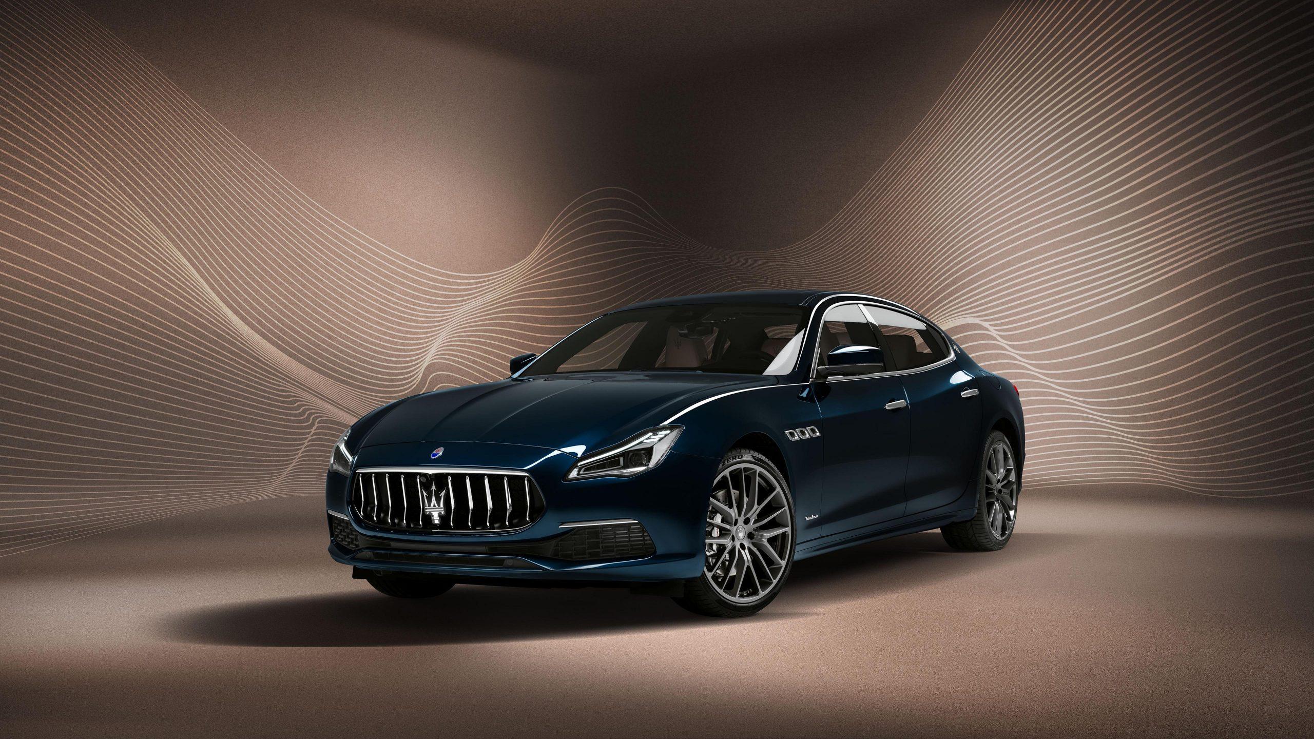Maserati Europe Sales