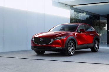 Mazda Europe Sales Figures