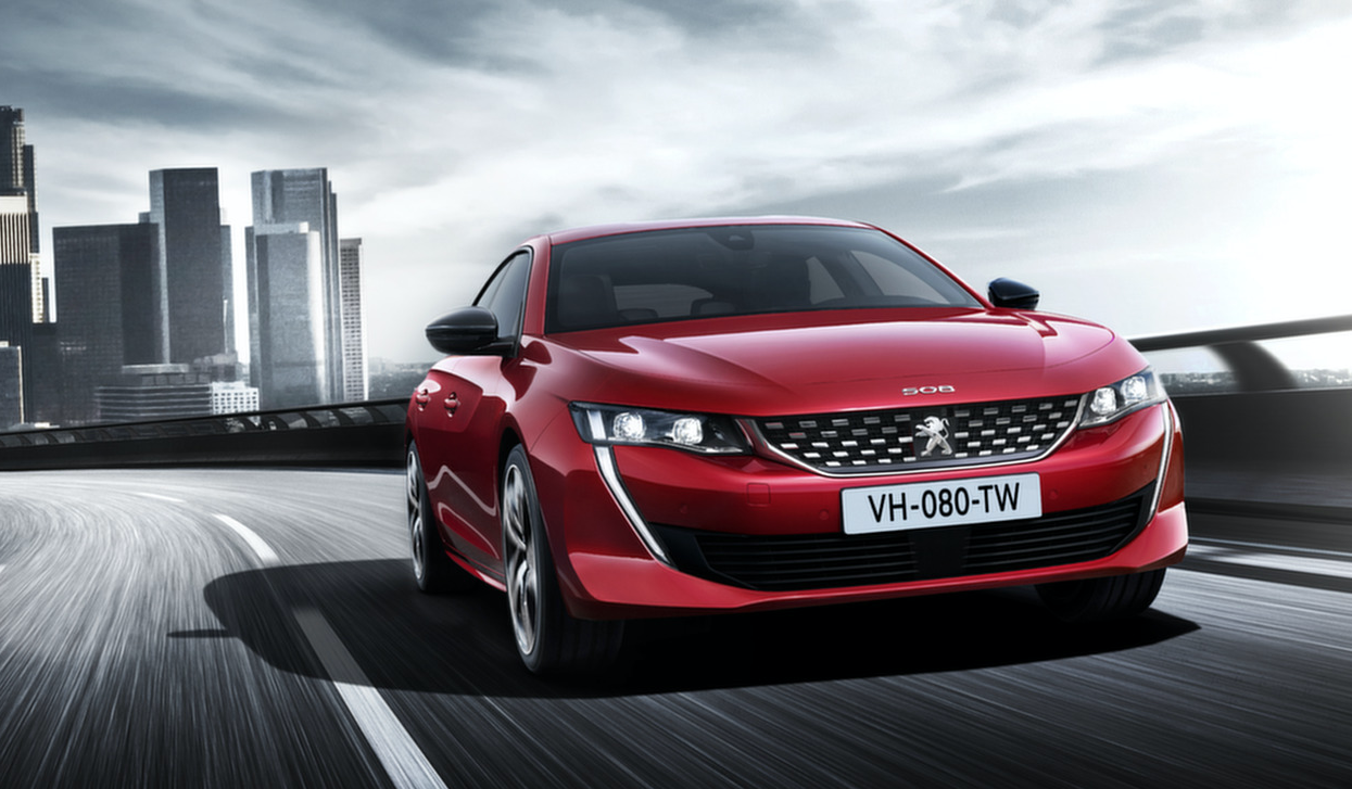 Peugeot Europe Sales Figures
