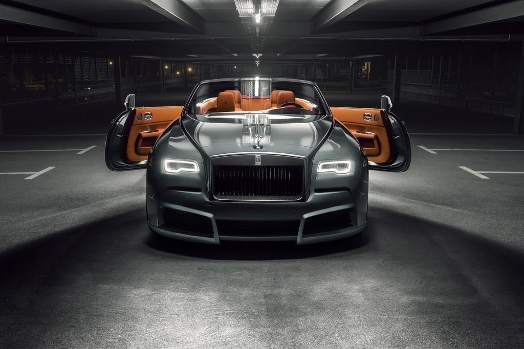 Rolls Royce Europe