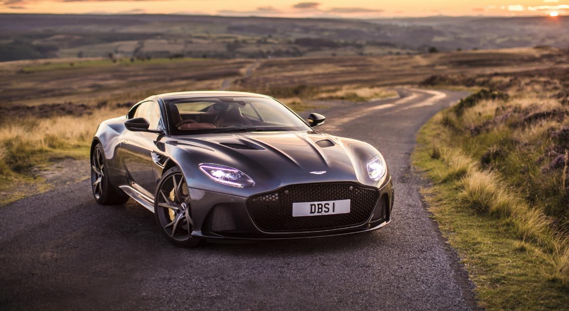 Aston Martin Europe Sales Figures