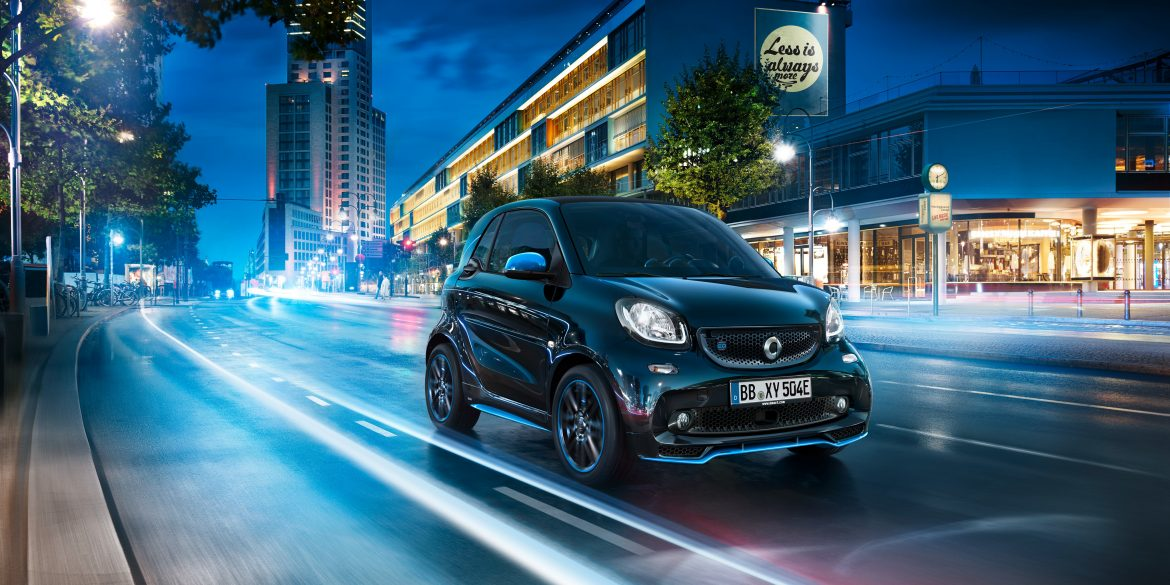 Smart car sales US