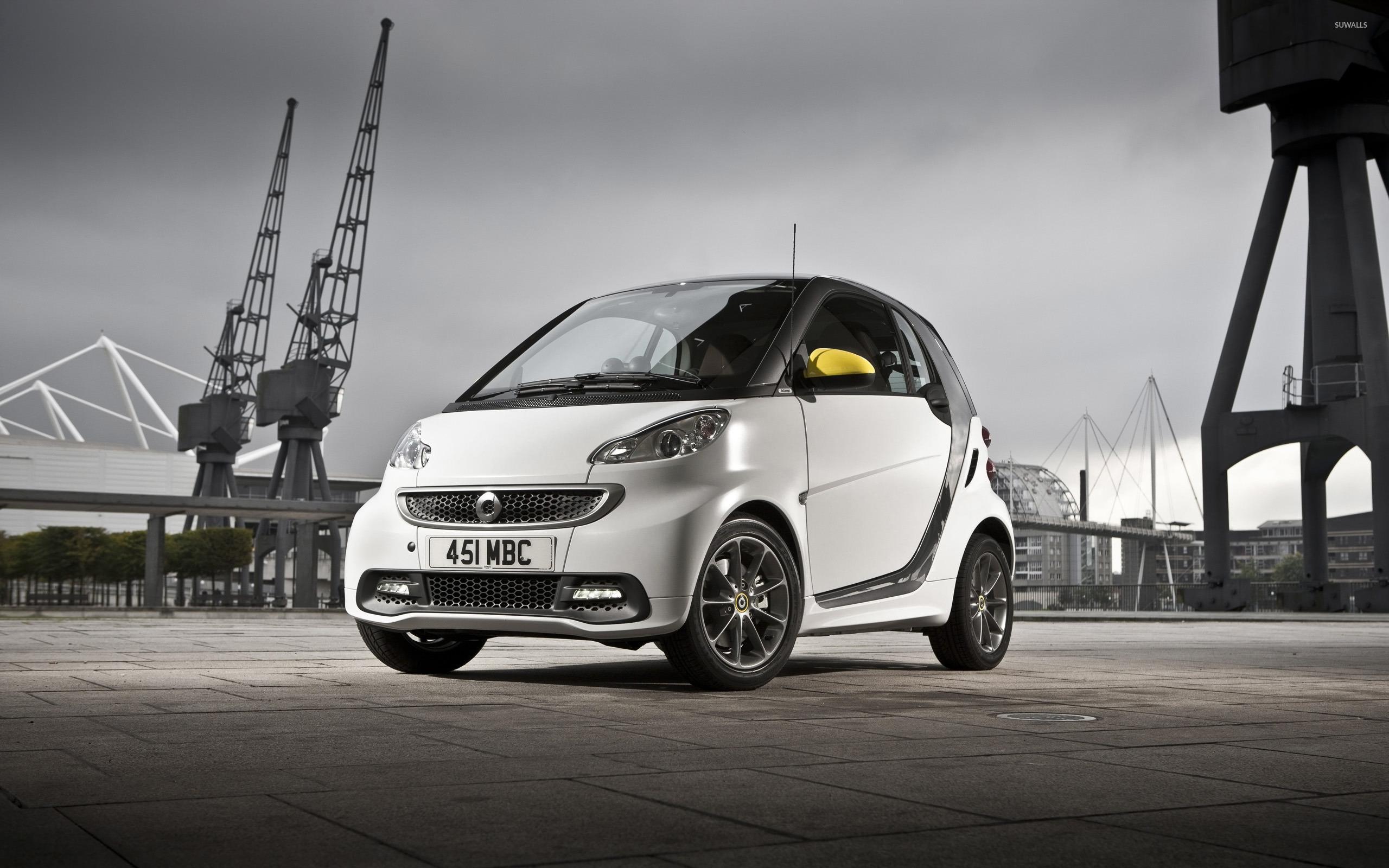 Smart car sales europe