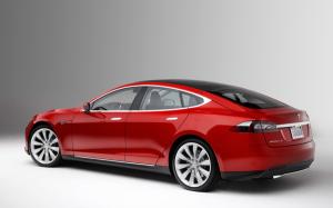Tesla-Model-S-Electric-Vehicle