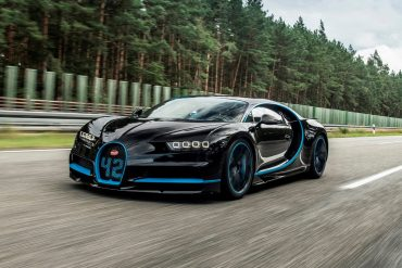 bugatti sales data