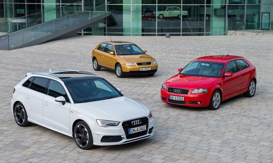 Audi_A3-generations-auto-sales-statistics-Europe
