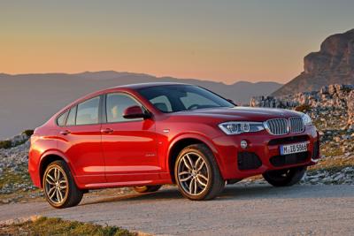 BMW-X4-auto-sales-statistics-Europe