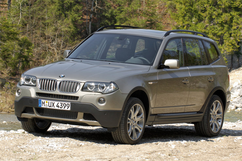 BMW_X3-first_generation-auto-sales-statistics-Europe