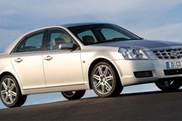 Cadillac-BLS-auto-sales-statistics-Europe