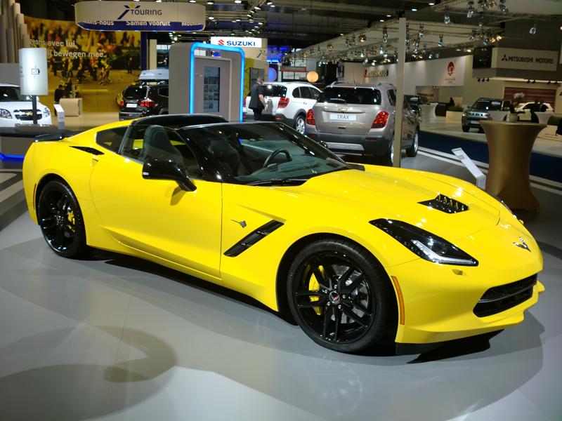 Corvette-C7-Autoshow-Brussels