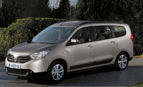 Dacia-Lodgy-auto-sales-statistics-Europe