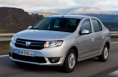 Dacia-Logan-auto-sales-statistics-Europe