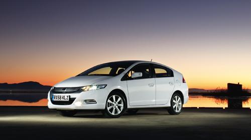 Honda-Insight-auto-sales-statistics-Europe