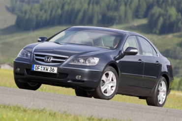 Honda-Legend-auto-sales-statistics-Europe