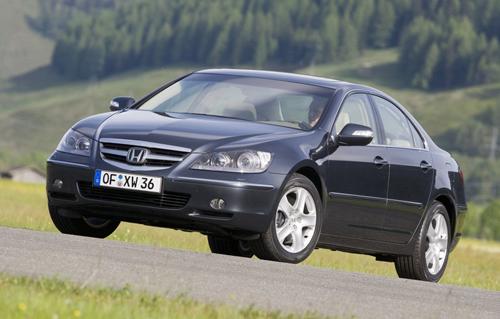 Honda-Legend-auto-sales-statistics-Europe