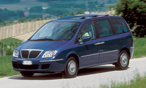 Lancia-Phedra-auto-sales-statistics-Europe