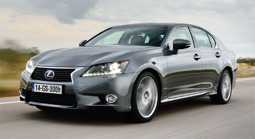 Lexus-GS-auto-sales-statistics-Europe
