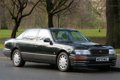 Lexus_LS400-1995-auto-sales-statistics-Europe