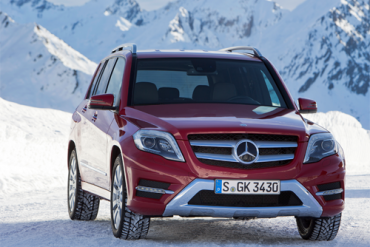 Mercedes-Benz-GLK-auto-sales-statistics-Europe