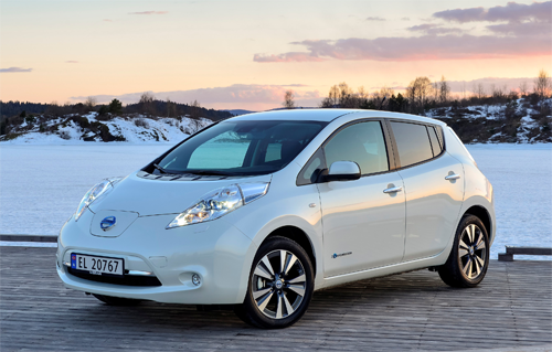 Nissan-Leaf-auto-sales-statistics-Europe