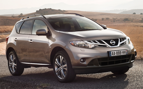 Nissan-Murano-auto-sales-statistics-Europe