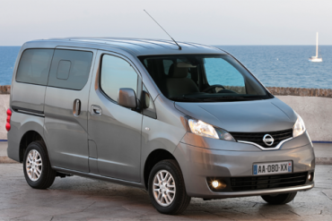 Nissan-NV200-Evalia-auto-sales-statistics-Europe