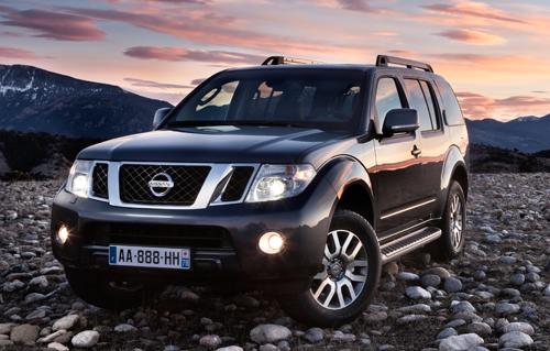 Nissan-Pathfinder-auto-sales-statistics-Europe