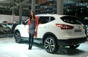 Nissan-Qashqai-model-Autoshow-Brussels