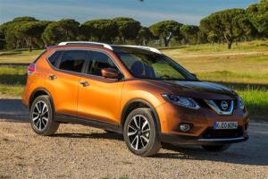 Nissan-X_Trail-auto-sales-statistics-Europe