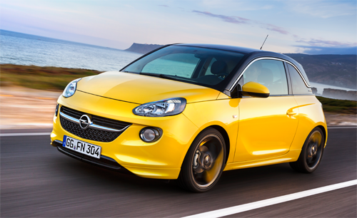 Opel-Adam-auto-sales-statistics-Europe