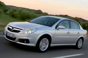 Opel-Vectra-auto-sales-statistics-Europe