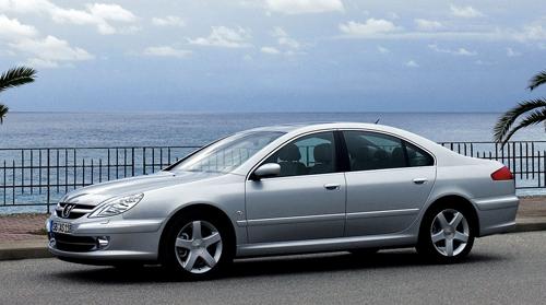 Peugeot-607-auto-sales-statistics-Europe