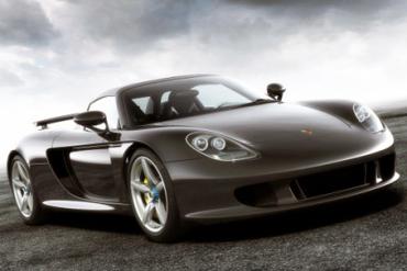 Porsche-Carrera-GT-auto-sales-statistics-Europe
