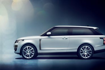 Range Rover Europe Sales Figures